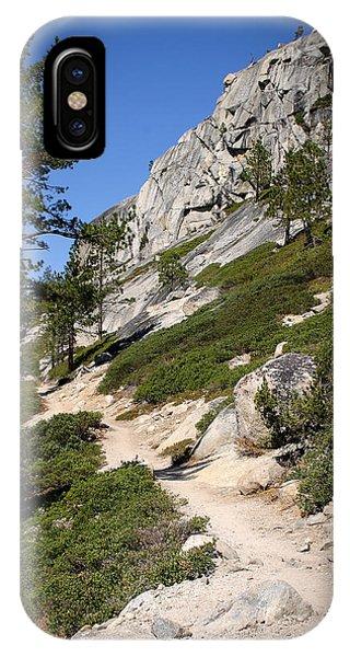 Desolation Wilderness IPhone Case