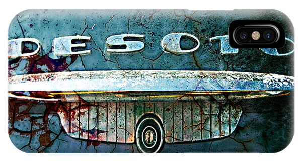 Desoto De-rust IPhone Case