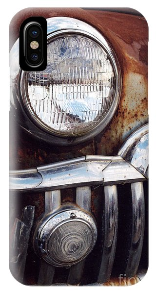 Desoto Headlight IPhone Case