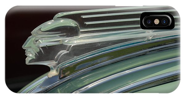 Desoto Hood Ornament  IPhone Case