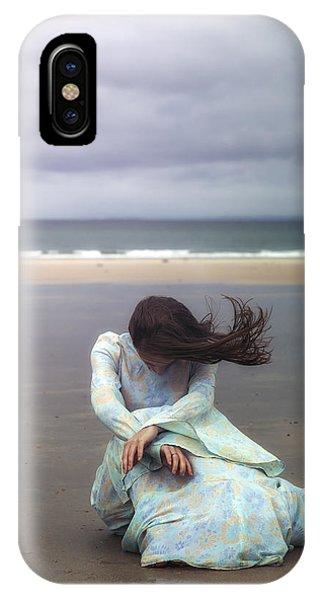 Tidal iPhone Case - Desperation by Joana Kruse