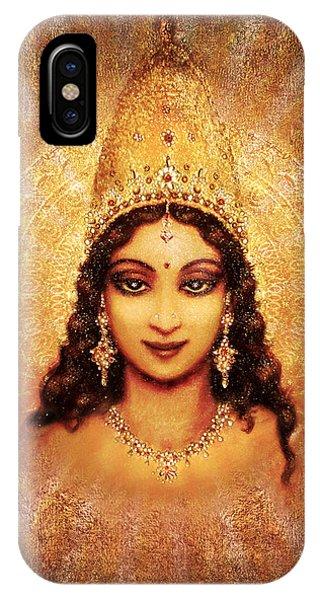 Devi Darshan Phone Case by Ananda Vdovic