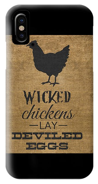 Deviled Eggs IPhone Case
