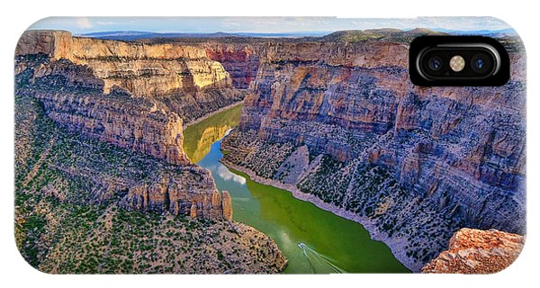 Devil's Canyon Overlook IPhone Case