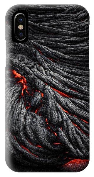 Rock Formation iPhone Case - Devil's Eye by Jerrywangqian