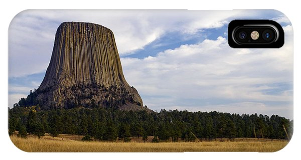 Devil's Tower No.2 IPhone Case