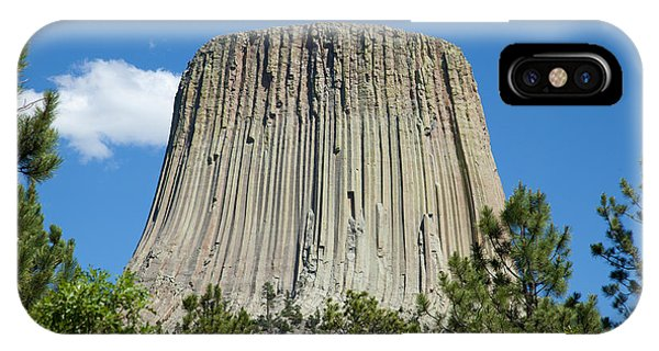 Devil's Tower IPhone Case
