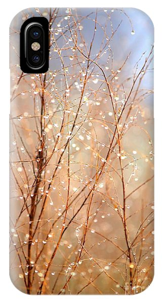 Dewdrop Morning IPhone Case