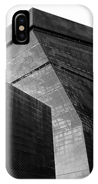 IPhone Case featuring the photograph Deyoung Museum by Michael Hope