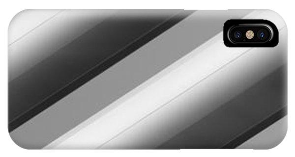 Diagonal Lines IPhone Case