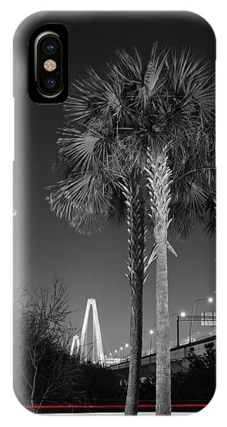 Diamonds In The Distance IPhone Case