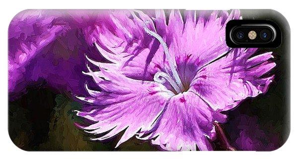 Dianthus IPhone Case