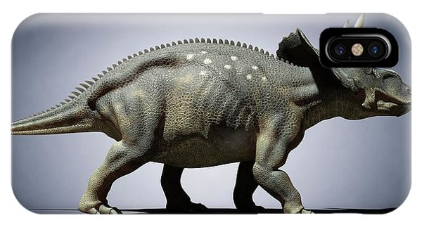 Diceratops iPhone Case - Diceratops by Sciepro