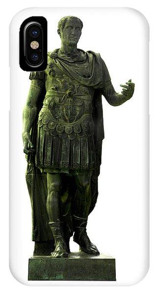 Dictator Julius Caesar IPhone Case