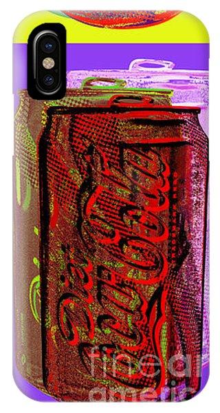 Diet Coke - Coca Cola IPhone Case