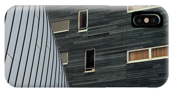 Buildings iPhone Case - Different Styles. by Harry Verschelden
