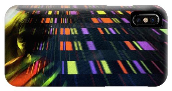 Facade iPhone Case - Digital Move by Ekkachai Khemkum
