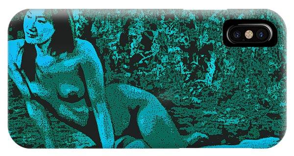 Digital Nude IPhone Case