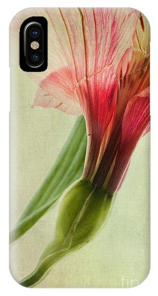 Peru iPhone Case - Dim Colours by Priska Wettstein