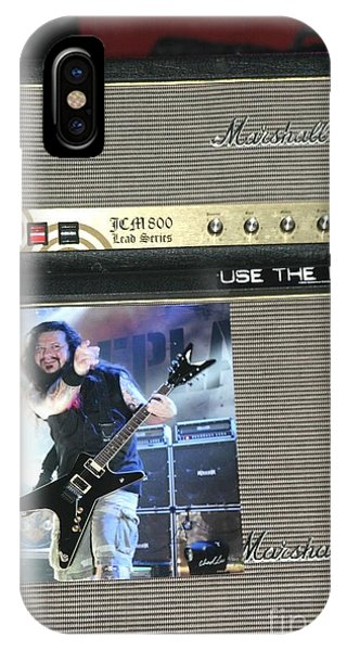 Marshall Amps iPhone Cases | Fine Art America