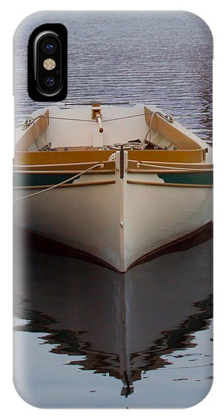 Dinghy Reflection  IPhone Case