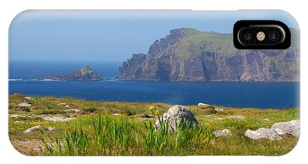 Dingle Coast IPhone Case
