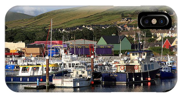 Dingle Harbour County Kerry Ireland IPhone Case