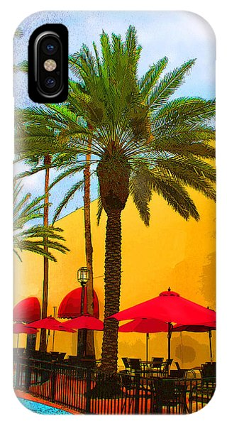 Dining Out IPhone Case