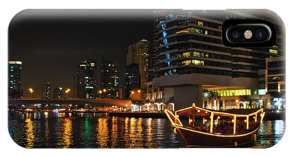 Dinner Cruise Dubai IPhone Case