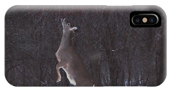 Dinner Hunt IPhone Case