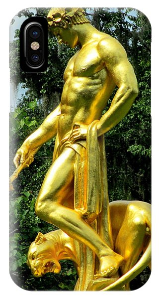 Dionysus Right IPhone Case