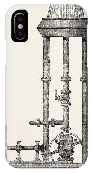 Disc Pump IPhone Case