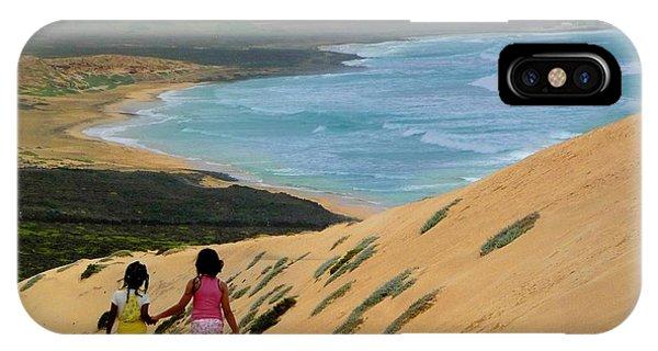 Discover Cape Verde IPhone Case