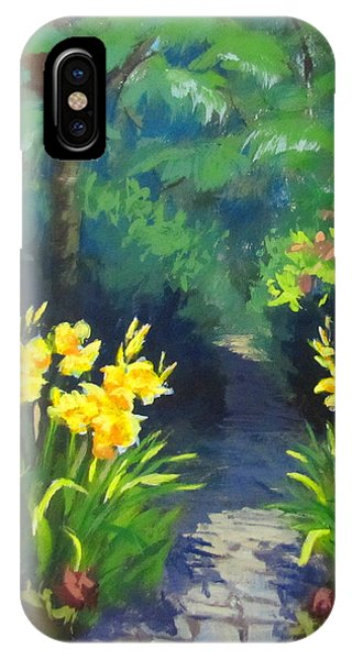 Discovery Garden IPhone Case