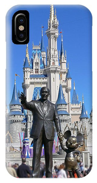Disney And Mickey IPhone Case