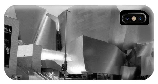 Disney Hall IPhone Case