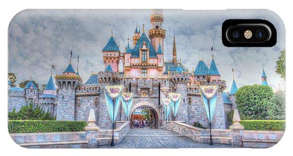 Disney Magic IPhone Case