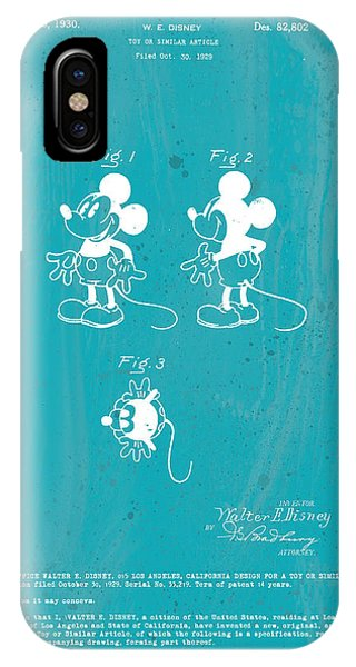 Disney Mickey Mouse IPhone Case