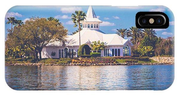Disney's Wedding Pavilion IPhone Case