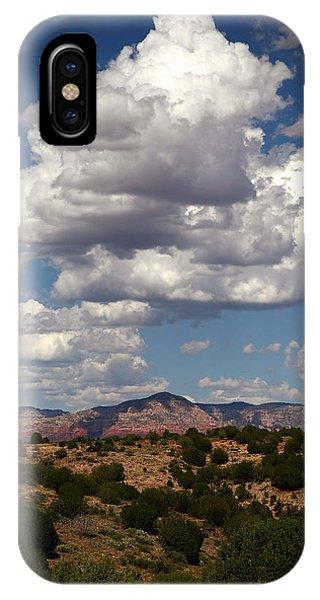 Distant Sedona IPhone Case