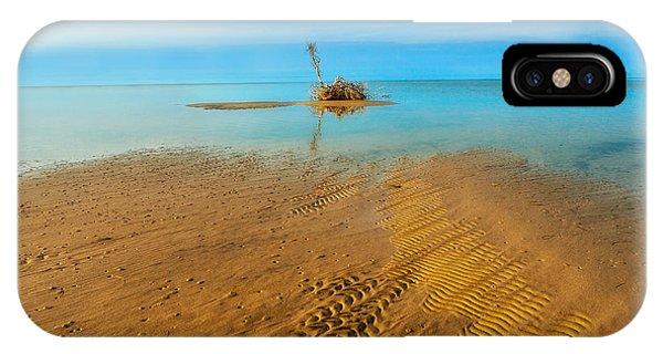 Distant Shores IPhone Case