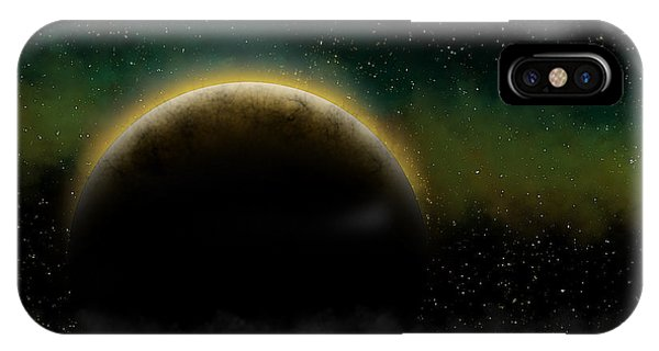 Distant Skys IPhone Case