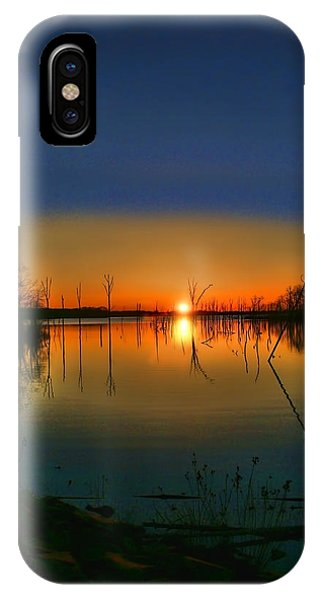 Distant Sunrise IPhone Case
