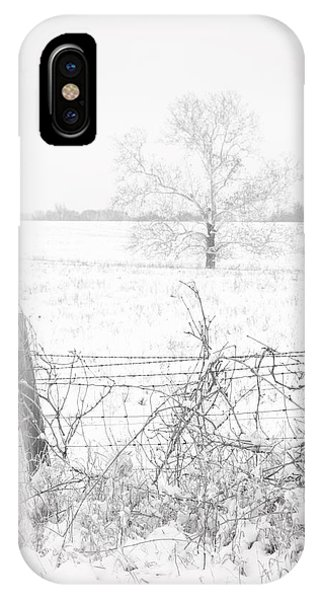 Distant Tree IPhone Case