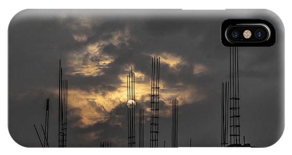 Distructure IPhone Case