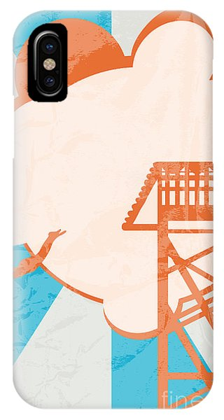 Dive iPhone Case - Diver by Hd Connelly