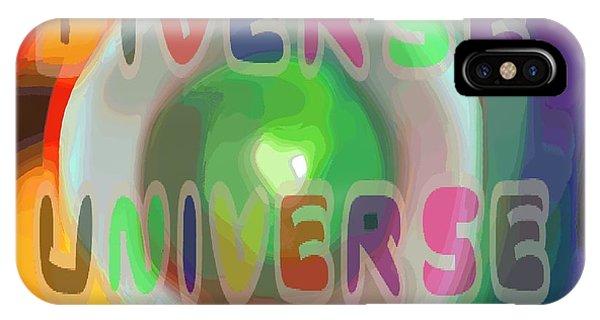 iPhone Case - Diverse Universe by Pharris Art
