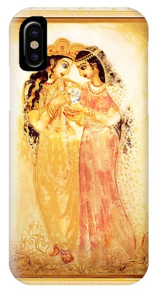 Divine Love IPhone Case