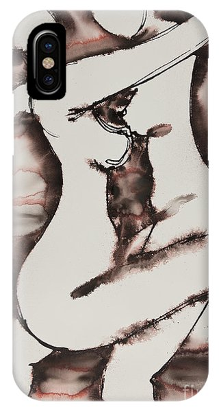 Lgbt iPhone Case - Divine Love Series No. 1411 by Ilisa Millermoon