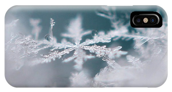 Divine Snowflake IPhone Case